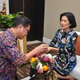 Bangkok (Thailand) – April 12, 2016 (travelindex) – Chatrium Hotels & Residences management and team members led by Ms. Savitri Ramyarupa, Managing Director and Mr. Patrick Manthe, General Manager of […]